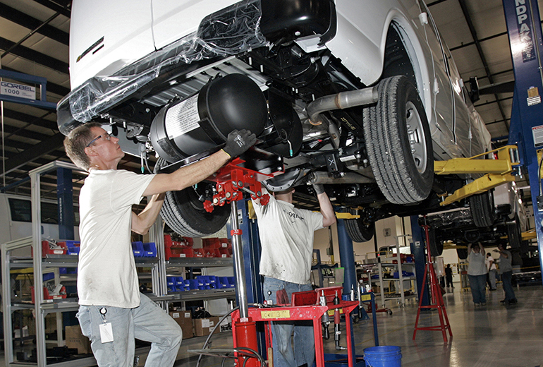 LPG Gas Conversions | Mobile Mercedes Specialist ...